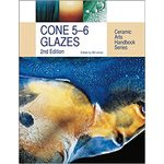 LIVRO CONE 5-6 GLAZES 2ND EDITION - EDITED BY BILL JONES